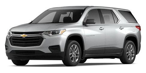 2020 chevy traverse LS