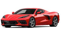 2020 Chevy Corvette 2LT