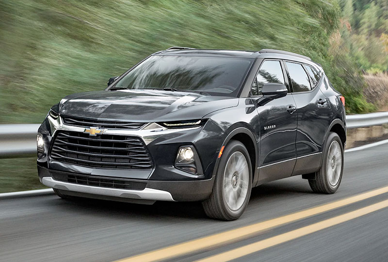 2021 Chevy Blazer Performance