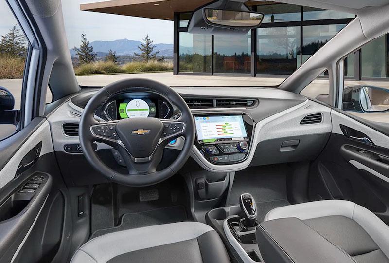 2021 Chevy Bolt-EV Safety