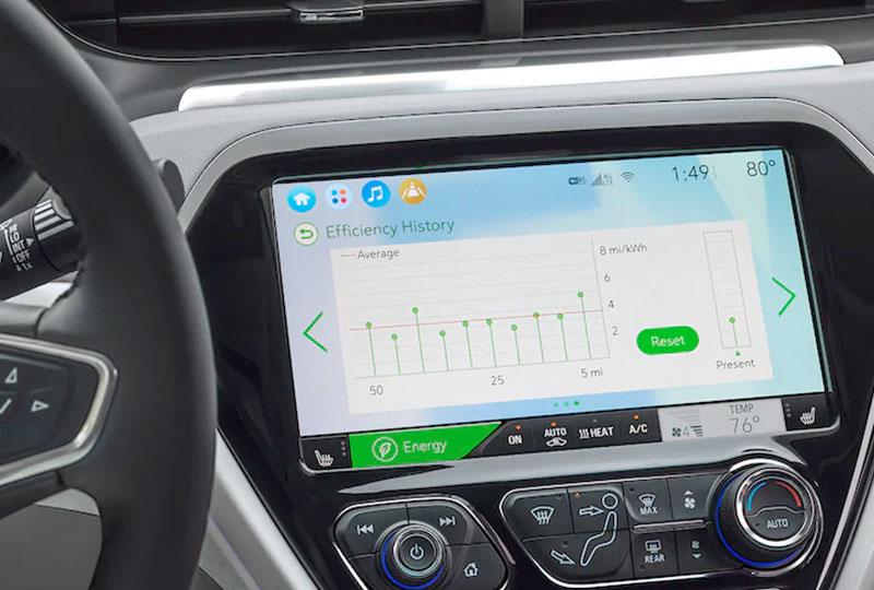 2021 Chevy Bolt-EV Technology