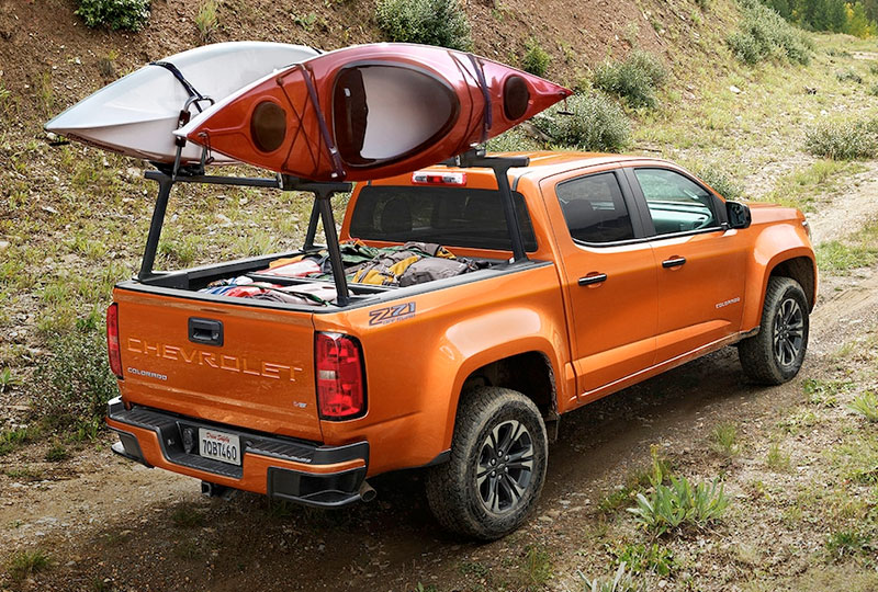 2021 Chevy Colorado Performance