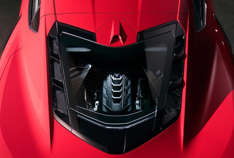 2021 Chevy Corvette design