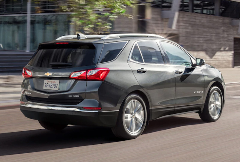 2021 Chevy Equinox Performance