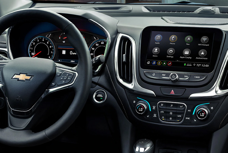 2021 Chevy Equinox Technology