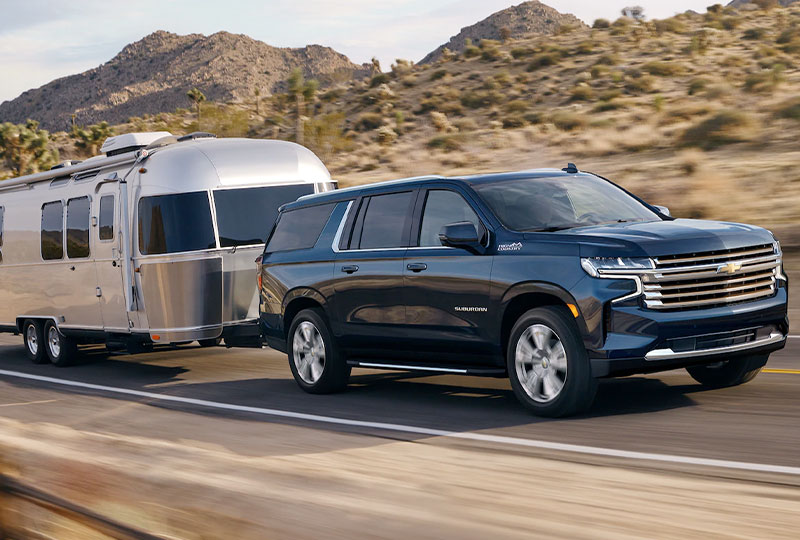 2021 Chevy Suburban Performance