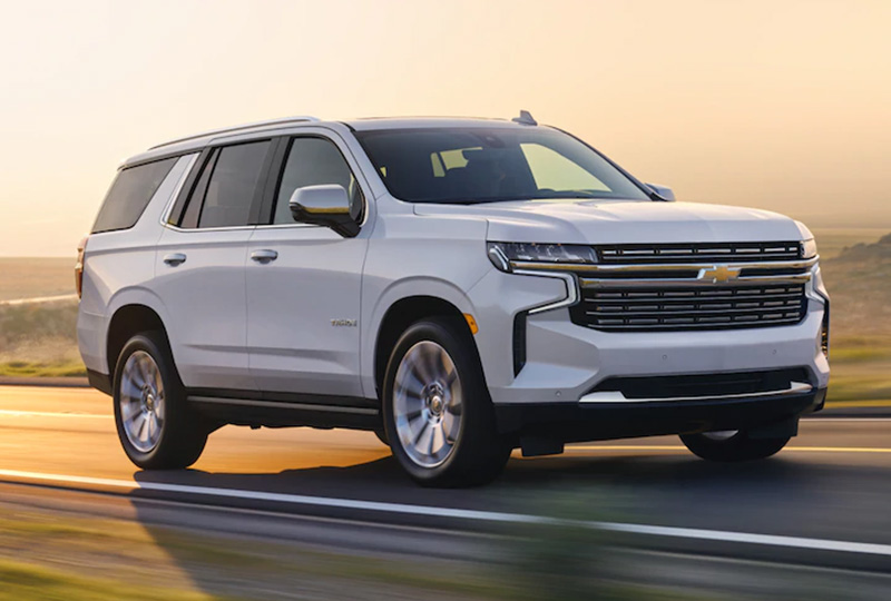 2021 Chevy Tahoe Safety