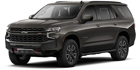 2021 Chevy Tahoe trims