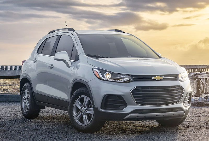 2021 Chevy Trax  Design