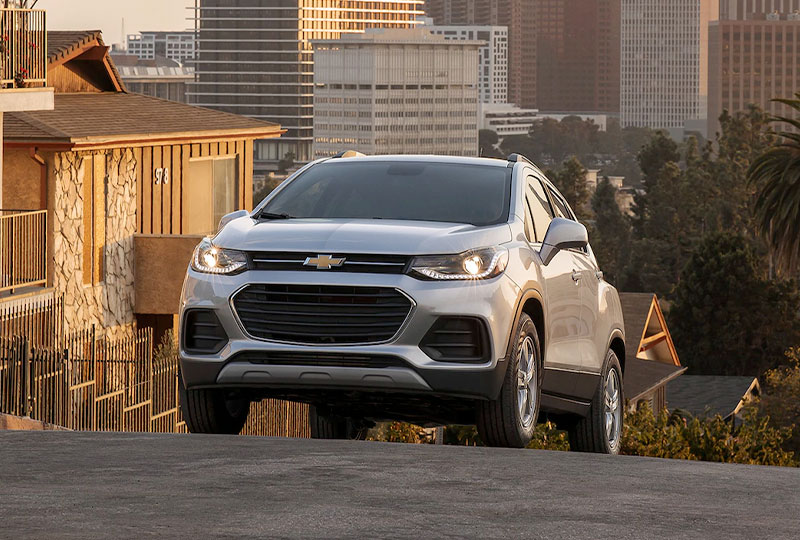 2021 Chevy Trax  Safety