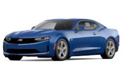 2021 Chevy Camaro trims