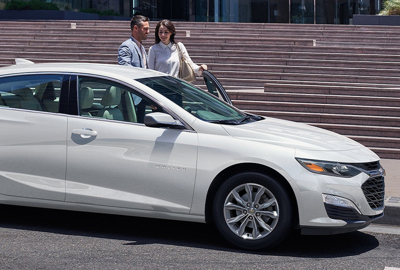 2021 Chevy Malibu Safety