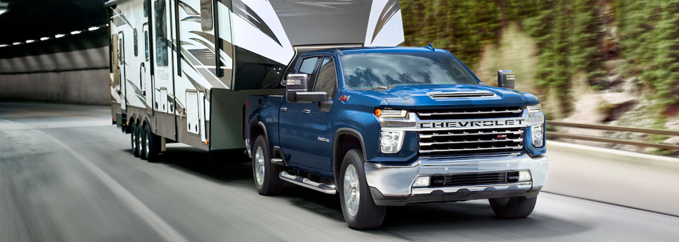 2021 Chevy Silverado HD