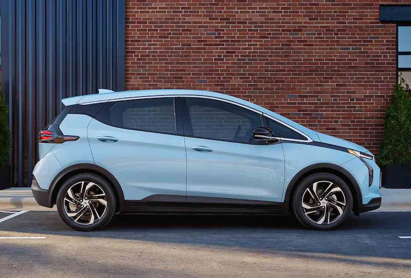 2022 Chevy Bolt-EV Safety