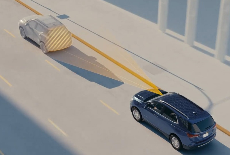 2022 Chevy Equinox Safety