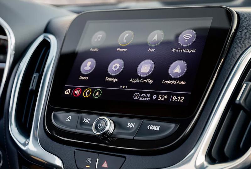 2022 Chevy Equinox Technology