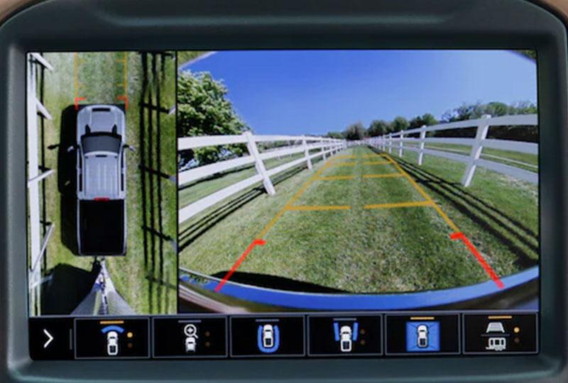 2022 Chevy Silverado HD Technology