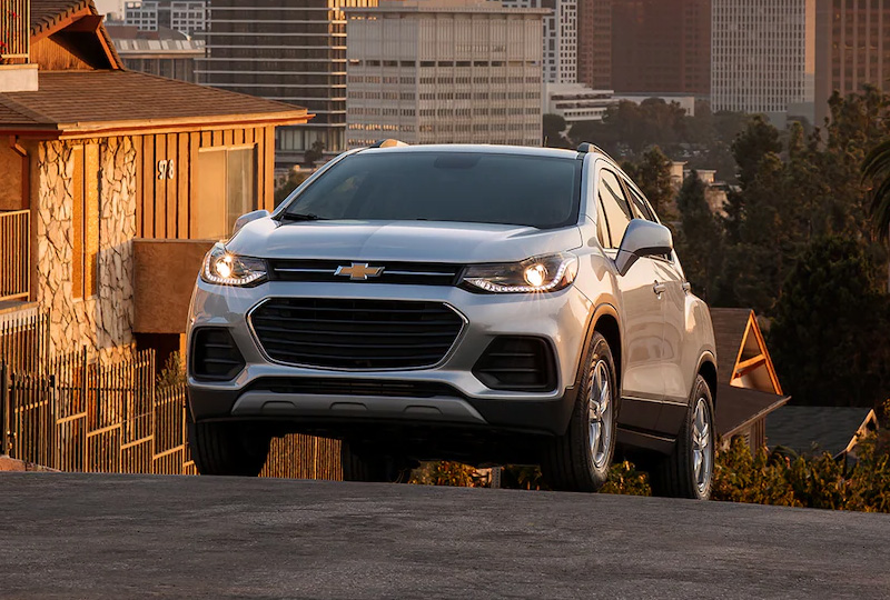 2022 Chevy Trax Safety