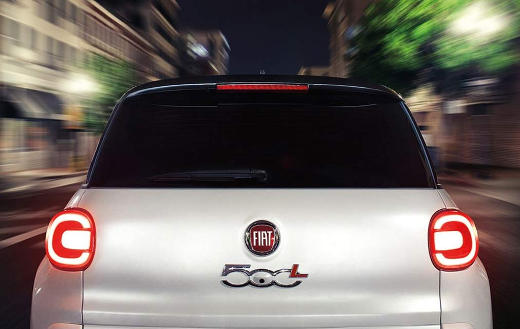 2017 Fiat 500L SMOOTH RIDE