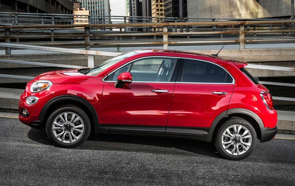 2017 FIAT 500x HEATED EXTERIOR POWER MIRRORS