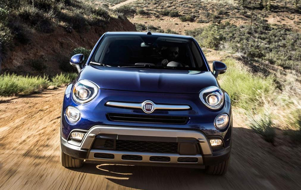 2017 FIAT 500x 2.4L TIGERSHARK® MULTIAIR® 2 ENGINE