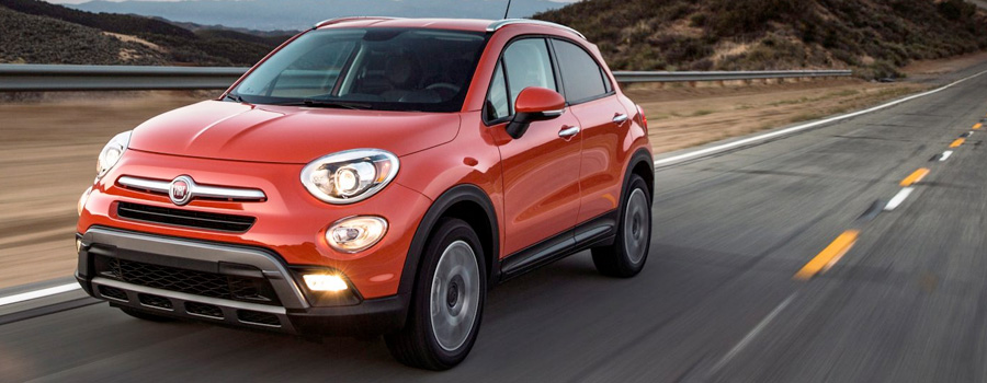 2017 FIAT 500X Pop HEADLAMPS