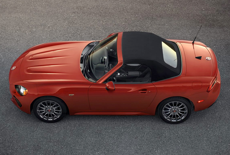 2018 fiat spider 124 in jacksonville, fl, serving orange park & st