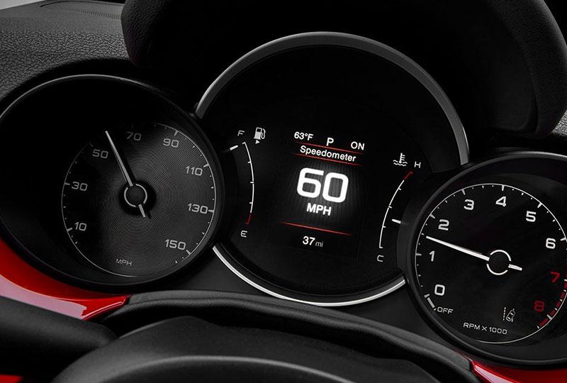 2019 Fiat 500X TECHNOLOGY