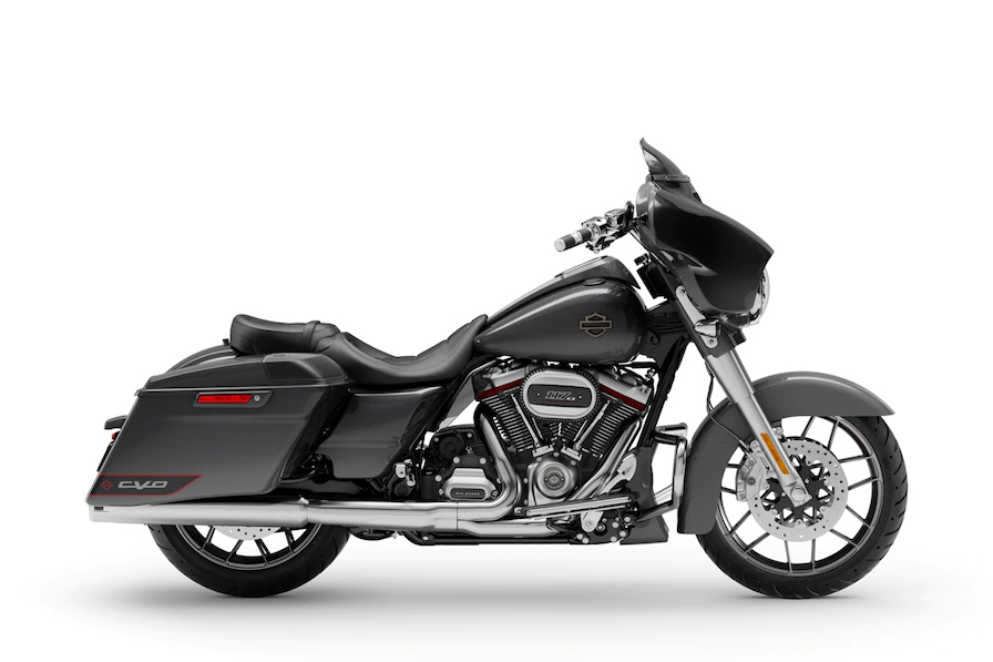 2020 Harley-Davidson CVO trim