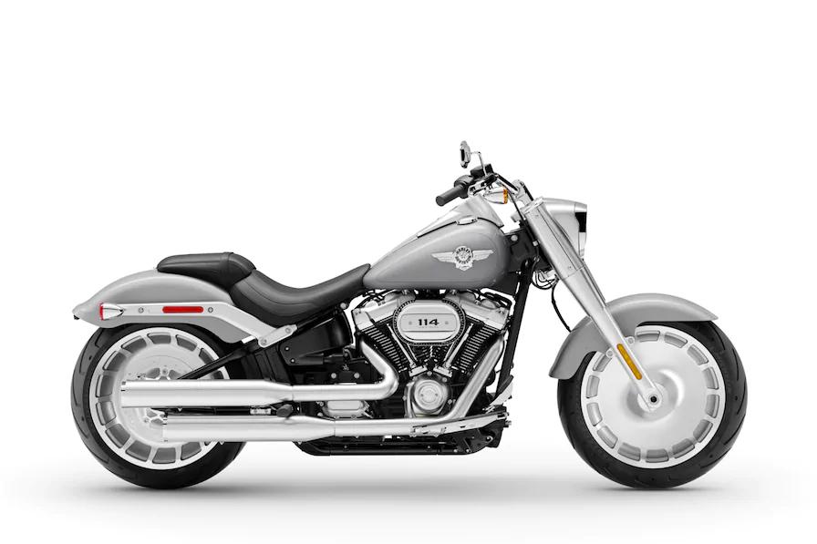 2020 Harley-Davidson softail trim