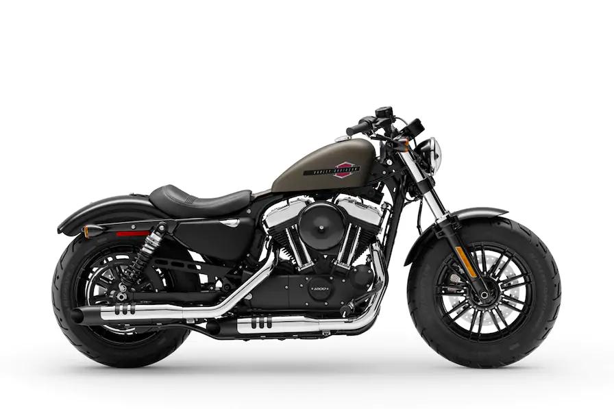 2020 Harley-Davidson Sportster Family trims