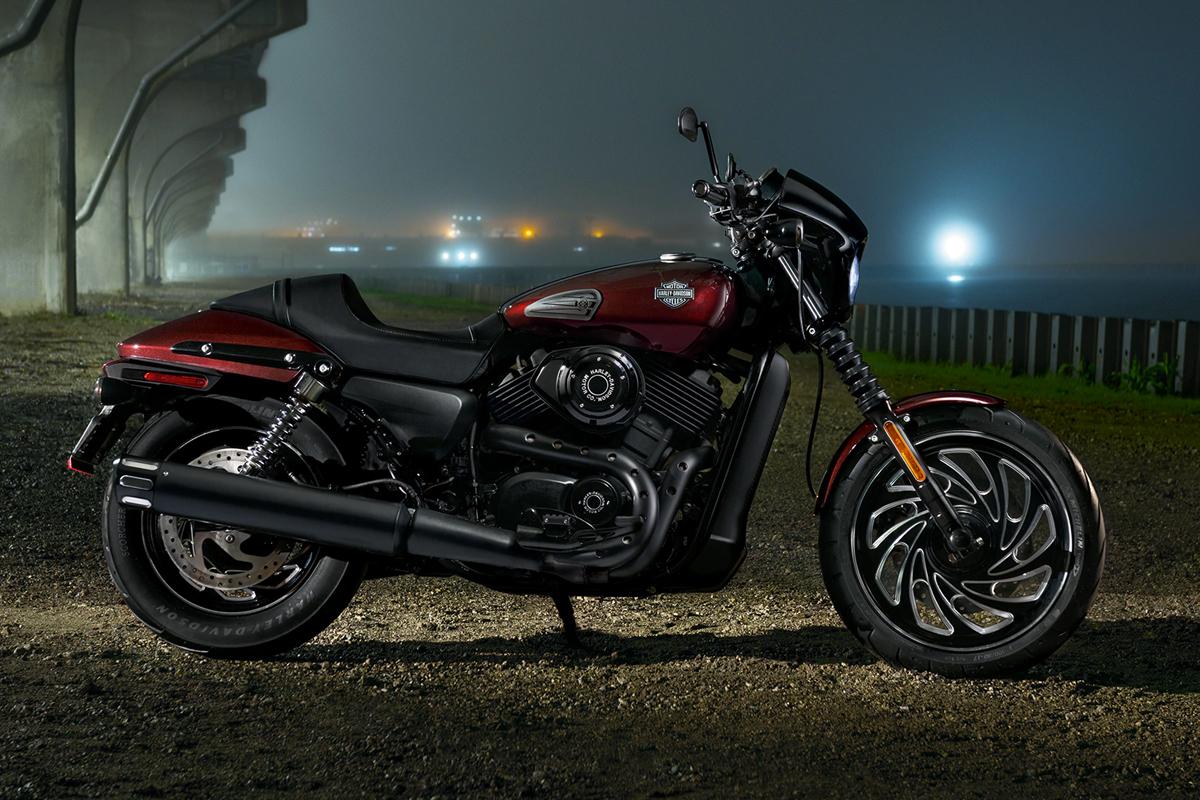 2020 Harley-Davidson street gallery