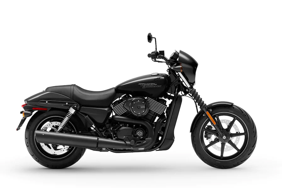 2020 Harley-Davidson street trim