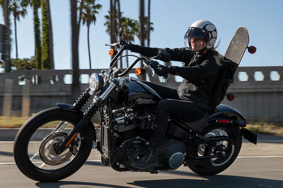 2020 Harley-Davidson Street Bob gallery