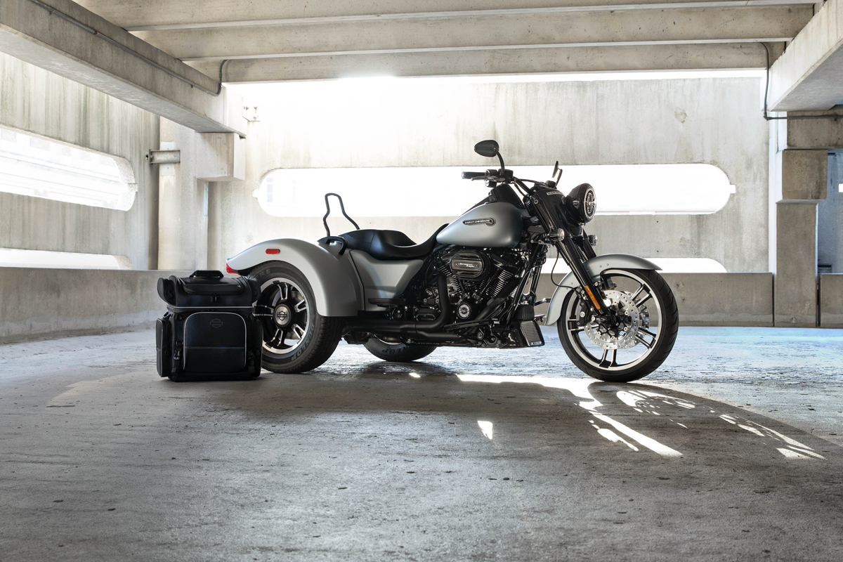 2020 Harley-Davidson TRIKE gallery