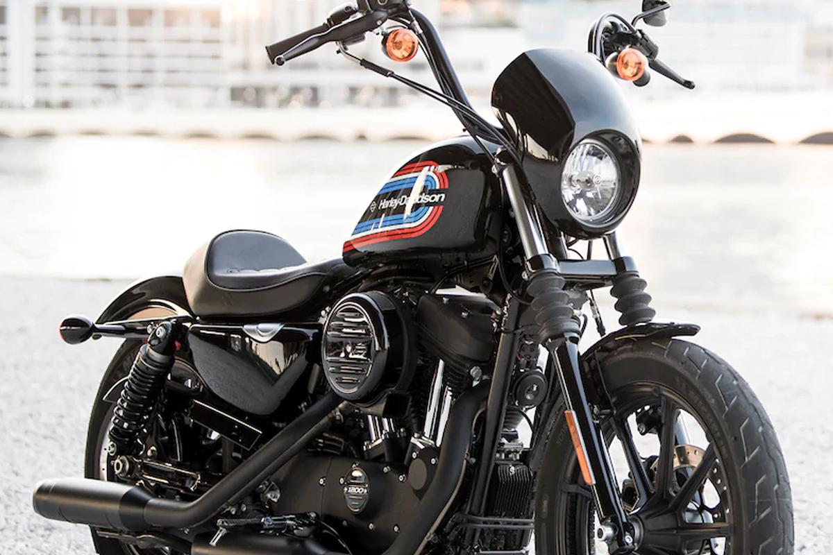 2020 Harley-Davidson Iron-1200  gallery