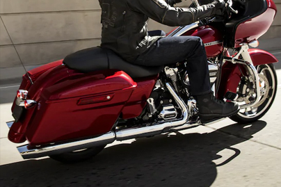 2020 Harley-Davidson Road Glide Technology