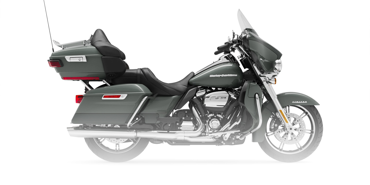 2020 Harley-Davidson Ultra Limited  Header