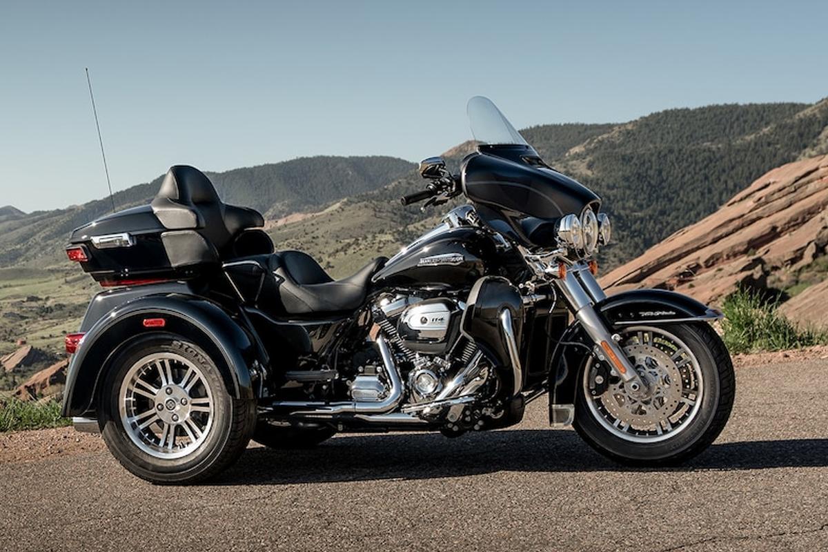 2020 Harley-Davidson TriGlide Ultra  gallery