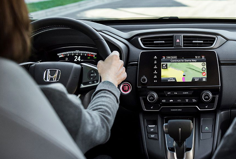 Honda Crv Interior Pictures. 2019 honda crv interior new ...