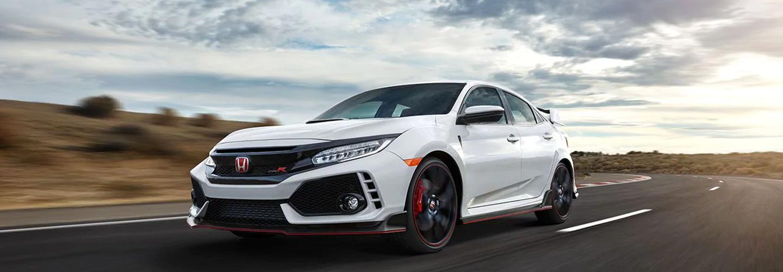 2019 Honda type-r header