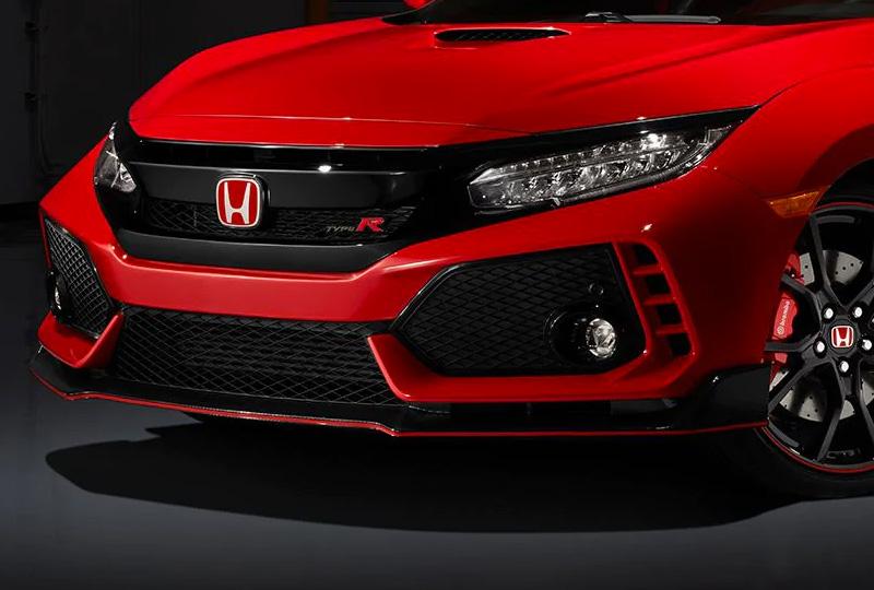 2019 Honda type-r Design