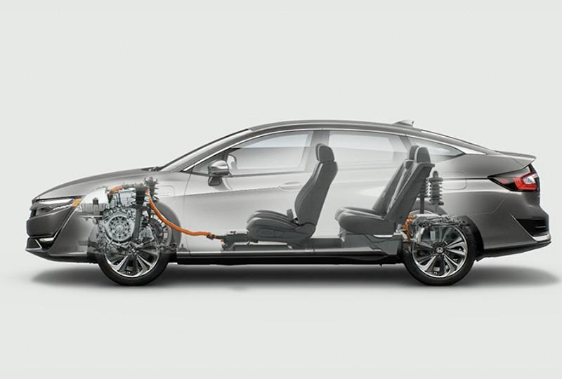 2019 Honda Clarity Plug-in Hybrid Performance
