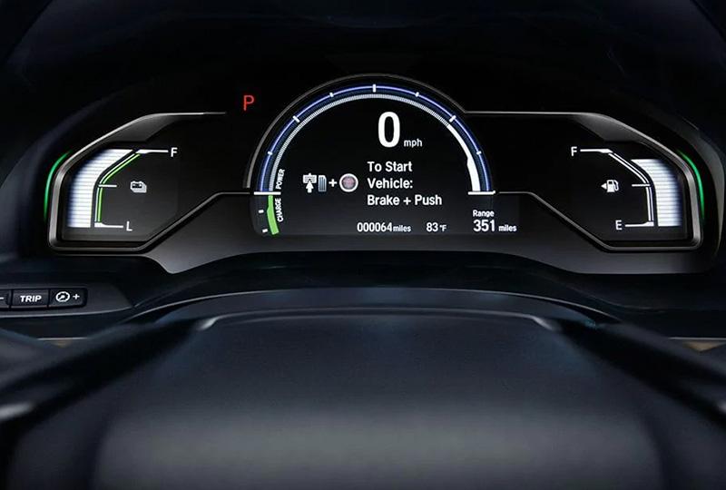 2019 Honda Clarity Plug-in Hybrid Technology