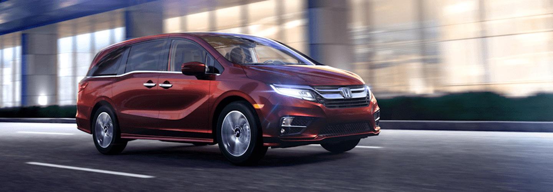 Fairfax Honda Service >> The 2019 Honda Odyssey In Manassas Va Serving Fairfax Chantilly