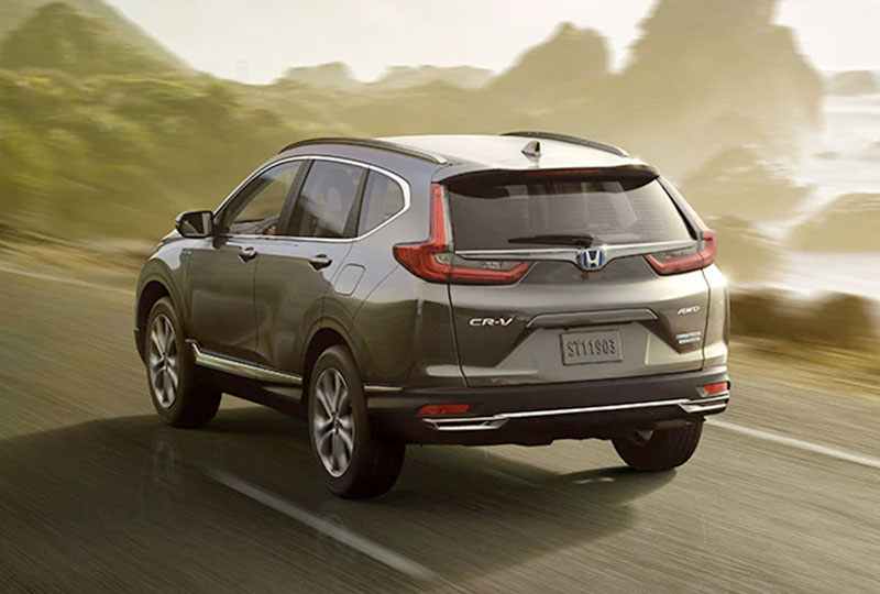 2020 Honda CR-V Hybrid Design