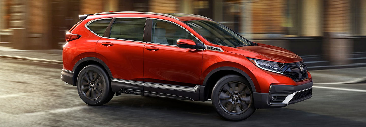 2020 Honda CR-V Hybrid header