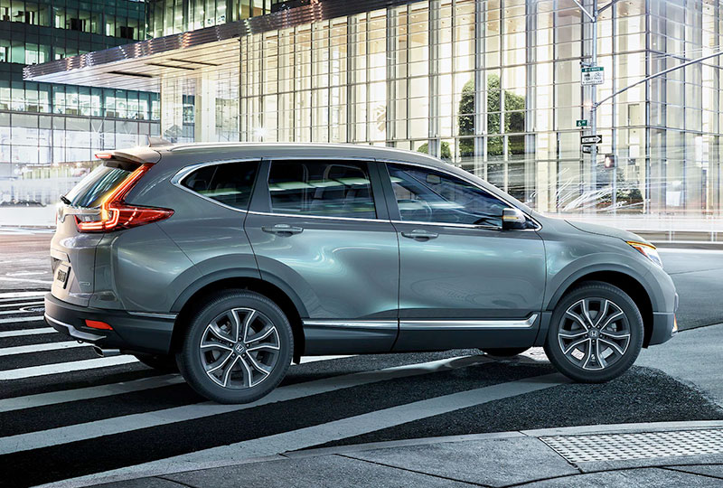 2020 Honda CR-V Design