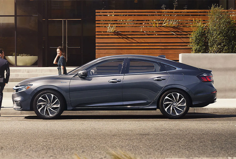 2020 Honda Insight Design
