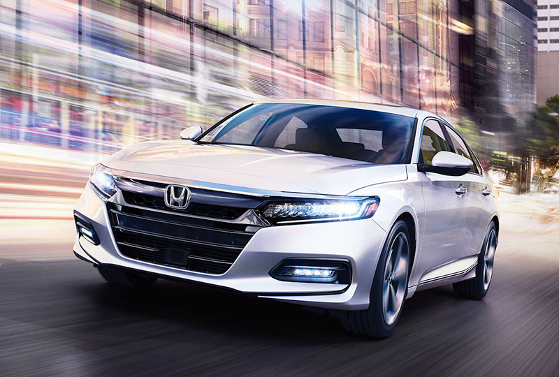 2020 Honda Accord  Design